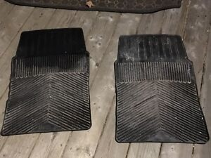 Too heavy duty car or truck mats