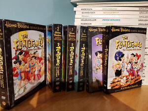 Les pierrafeux THe Flinststones DVD