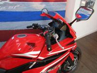 Honda CBR500R TOP BOX