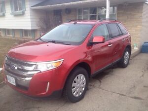 2011 Ford Edge SEL Plus SUV, Crossover
