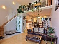 Condo à vendre Ahuntsic, garage, terrasse privée, à voir!