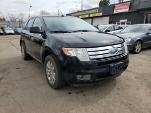 2009 Ford Edge LIMITED-AWD-LEATHER-