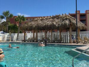 Port Canaveral/Cocoa Beach seaside condo for rent