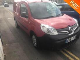 Renault Kangoo Van 1.5dCi Phase II eco2 ML19 dCi 75 Red 2 x Keys 62k Mot 07/19