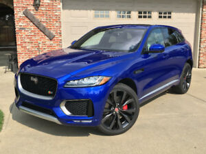 2017 Jaguar F-Pace S First Edition *showroom condition*
