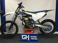 2016 HUSQVARNA FC450 | VERY GOOD CONDITION | 30 HOURS USE | 2 OWNERS