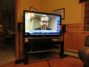 "52"" HD TV with Panasonic Surround Sound"