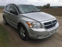 2007 Dodge Caliber 2.0TD SXT, Long MOT, FSH