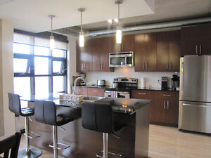 The Grainery Lofts Summer SUBLET FURNISHED Avail April