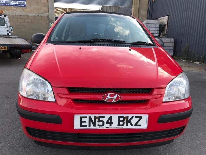 2004 Hyundai Getz 1.3 GSi 5dr