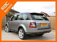 2012 Land Rover Range Rover Sport 3.0 SDV6 Turbo Diesel HSE Luxury 6 Speed Auto