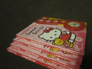 Hello Kitty Sweet Songs Play-a-Sound [Board book] - NEW - $5.00 Kitchener / Waterloo Kitchener Area image 9