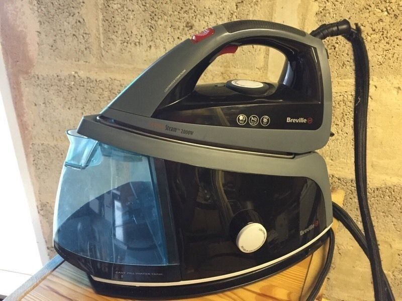 Iron Breville 2000w Strem Iron