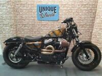 Harley-Davidson Sportster XL1200 forty Eight 48 Custom Bobber 2014