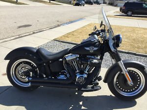 Harley Davidson Fatboy Lo Very low Kms mint condition