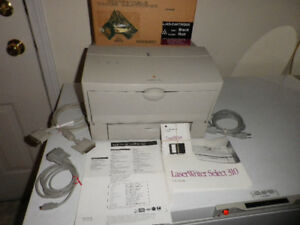 APPLE LASER WRITER SELECT310 PRINTER
