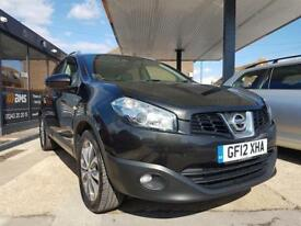 Nissan Qashqai Dci Tekna Plus 2 Hatchback 1.5 Manual Diesel