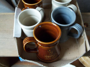 Beer Mugs and Glasses for sale.. Everything must go..make an off