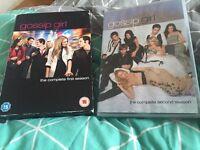 Gossip girl DVD box sets X 2