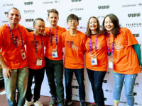 VIFF Year Round Front of House & Concession Volunteer Position