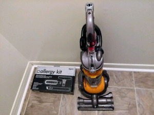Dyson DC-24 vacuum cleaner (moving sale)
