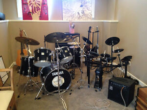 Yamaha Drums and hardware