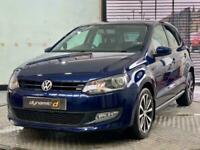 2013 Volkswagen Polo 1.4 Match Edition 5dr Hatchback Petrol Manual