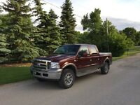Ford 2005 F-250 King Ranch