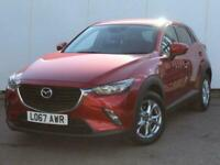 2017 Mazda CX-3 2.0 SE-L Nav 5dr Auto Hatchback Hatchback Petrol Automatic