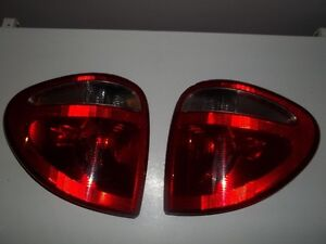 LUMIERE ARRIERE TAIL LAMPS BACK