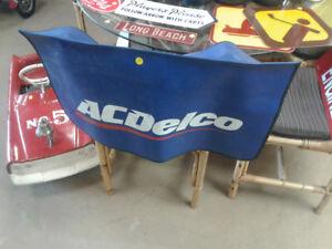 A/C Delco fender cover