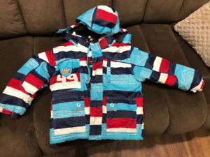 Boys Winter 3T Jacket