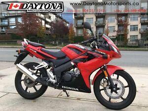 2007 Honda CBR125R