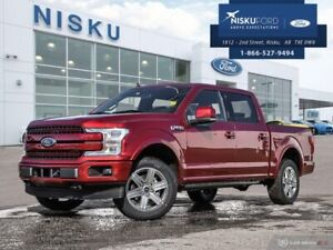 2019 Ford F-150 Lariat   -  Luxury Package - Leather Seats