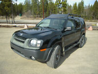 2002 Nissan Xterra SE Supercharged SUV, Crossover