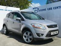2012 62 Ford Kuga 2.0TDCi ( 163ps ) 4x4 Titanium X Manual for sale in AYRSHIRE