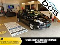 2010 Ford Fiesta ZETEC HATCHBACK Petrol Manual