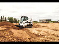 Skidsteer and Excavator Services