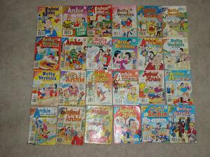 Lot of 24 Archie Comics