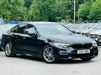 2017 BMW 5 Series 2.0 520d M Sport Auto (s/s) 4dr Saloon Diesel Automatic