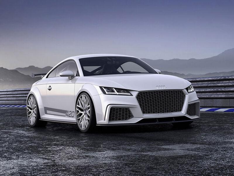 Audi TT Quattro Buying Guide