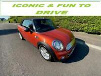 2011 Mini Cooper 1.6 D 2 Dr Convertible