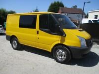 2013/63 Ford Transit Six Seater Crewvan