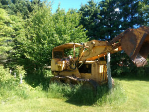 1975 Inter Bulldozer Chargeur
