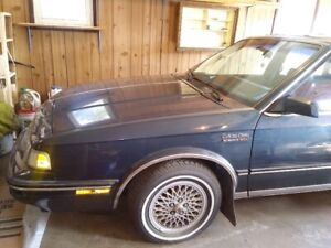 1987 Oldsmobile Cutlass Berline
