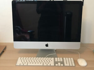 "iMac 21"" Intel Core i5 500gb Excellent Condition!!"