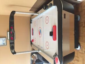 Full size Air hockey table-Sportcraft