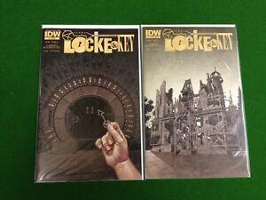 Locke and Key - Alpha (7th Series) Regina Regina Area image 1
