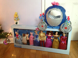Special Collectors Edition Cinderella Set from Disney Store