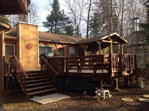 CABIN FOR RENT - Victoria Beach Area